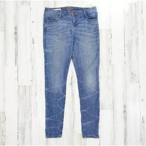 Decree Juniors Low Rise Blue Jeans Sz 11